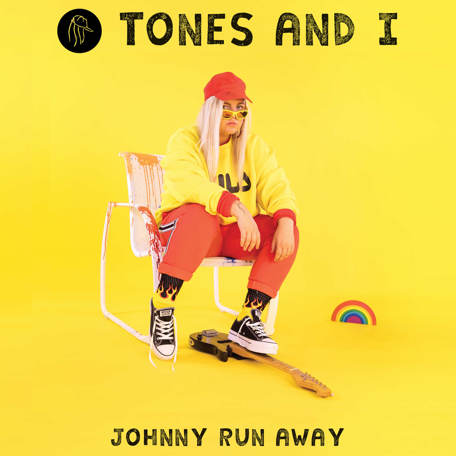 Artwork_Johnny Run Away_Tones And I copy